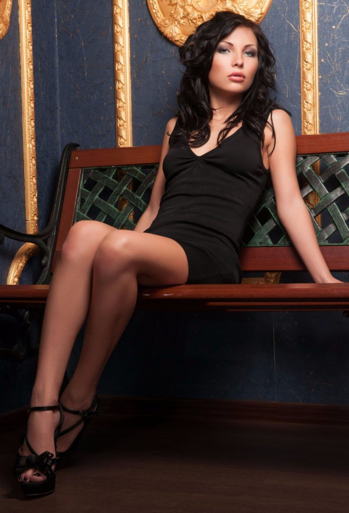 Gorgeous Brunette Escorts in North London