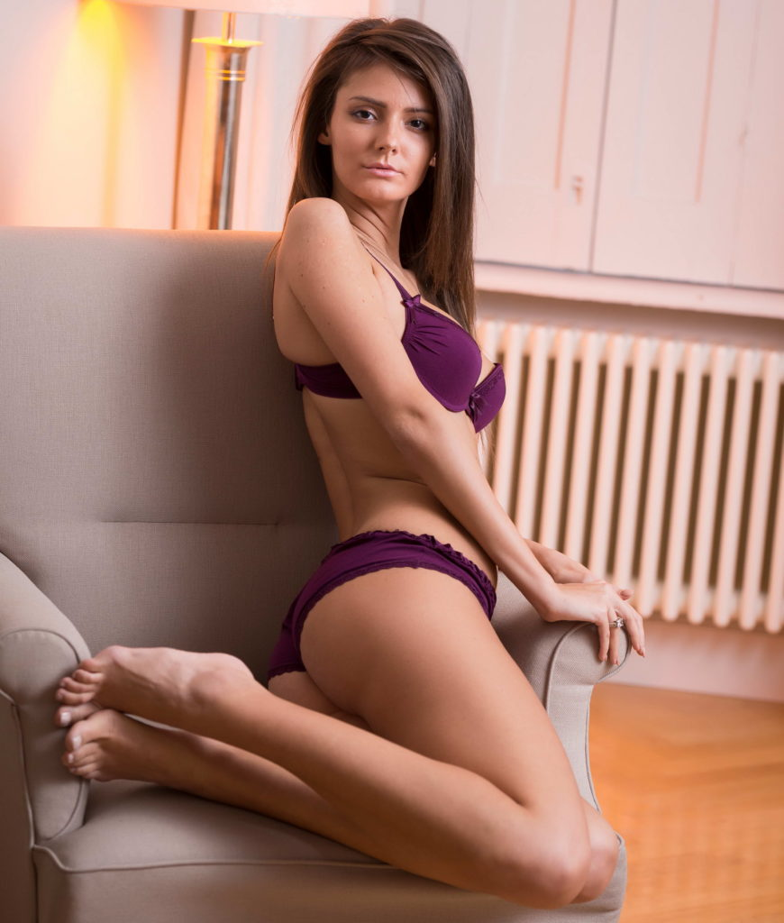 Sweet Tight And Slim Brunette - XLondonEscorts