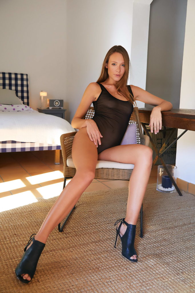 Sexy Toned Legs