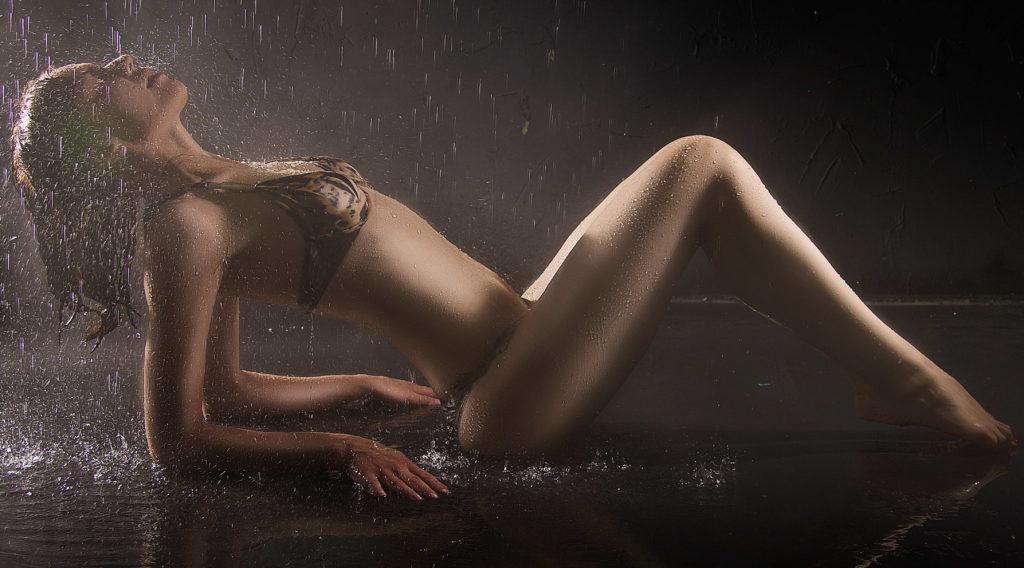 Wet Sexy Babe - XLondonEscorts