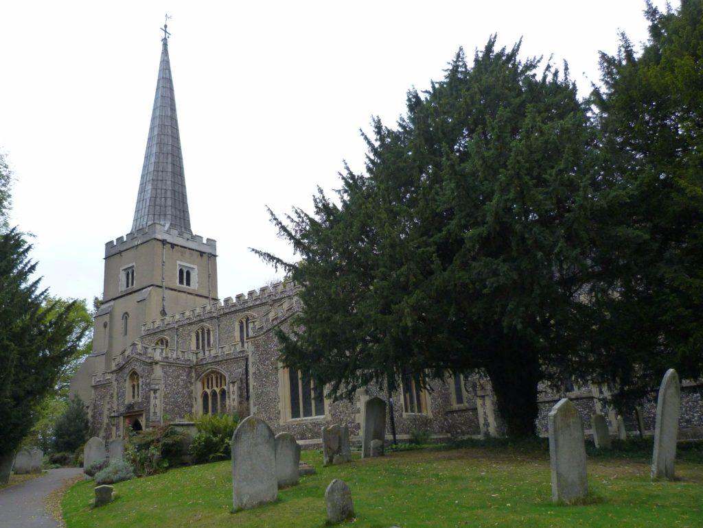 st marys church harrow