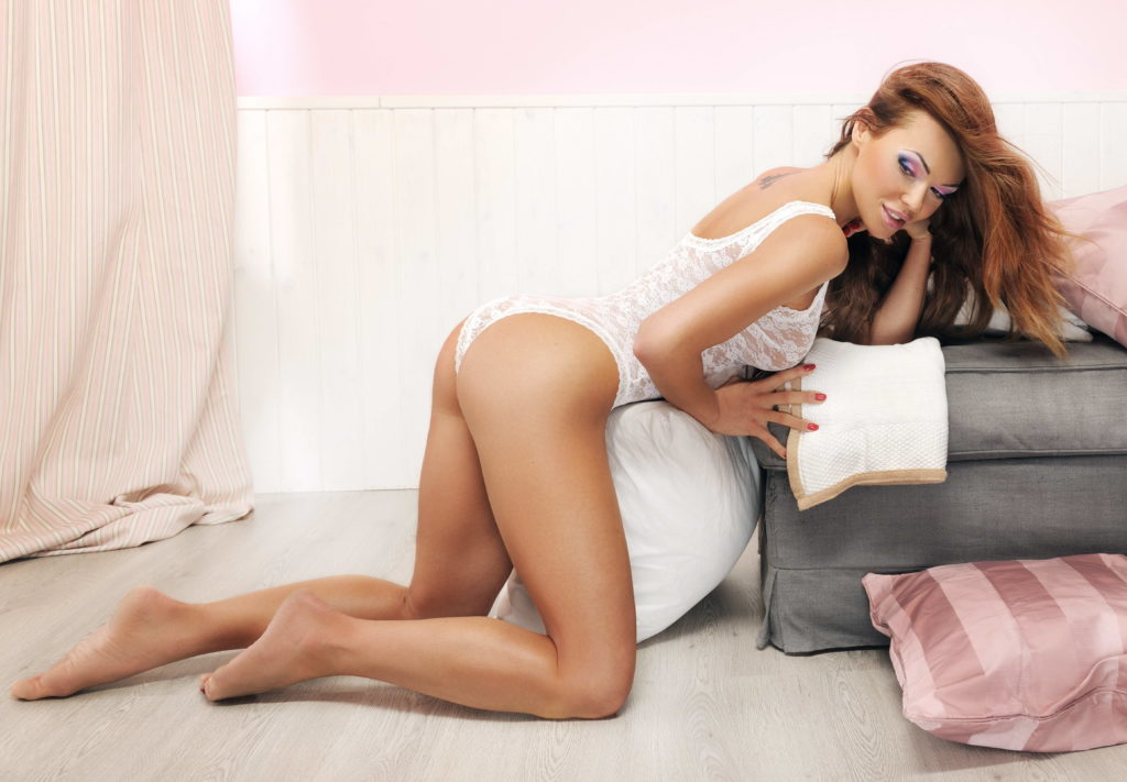 West London Escorts Sexy Butt
