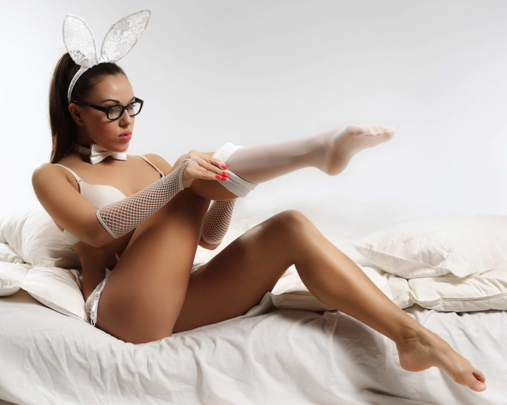 Playful Bunny - Teasing Escort in London