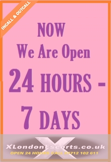 NOW WE ARE OPEN 24 HOURS