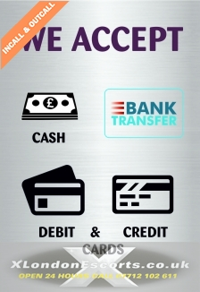We Accept Payments With