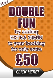 DOUBLE FUN EXTRA £50